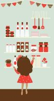 Pantry- lisieuxSHAN by childrensillustrator