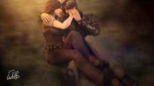 LeonxHelena: Let Me Hold You One Last Time by LoneWolf117