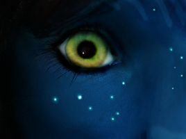 My own Na'vi :3 by lsalsa