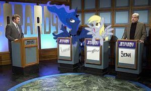 Equestrian Jeopardy Part 1 by thechief1992