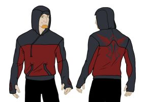 Desing :  Assassin sweatshirt by Luzerrante