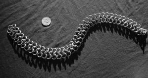 Chainmail again... by imaginary-figment