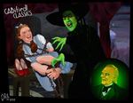 C.A.B.ified Classics ~ Miss Dorothy Gale by CeeAyBee