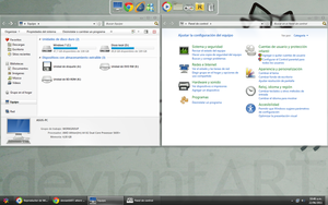 Gnome Desktop by fede18