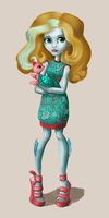 Lagoona Blue by Rimmes-Broose