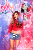 +ID ft Ariana Grande by SellyEditions