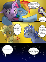 MLP -Colored Shadows Page 007 by JB-Pawstep