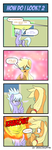 Pony 4 Koma - How Do I Look? 2 by Reikomuffin