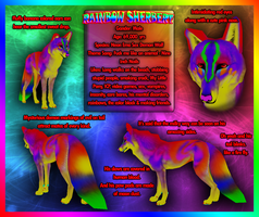 Rainbow Sherbert Reference Sheet by CorruptTempest