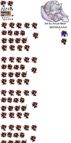 Baby Shadow Sprite Sheet by mrsupersonic1671