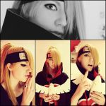 Deidara Preview by MarSuMensch