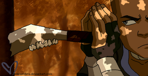 Finish ATLA: 110 by sleepyzebra