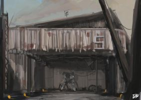 Warehouse #5 by DimasAW