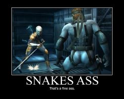 Snakes Ass by SnakesAssPLZ