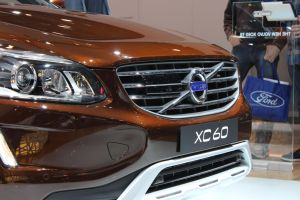 Volvo Closeup by TheBuggynater
