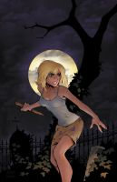 Buffy Cover - Issue 5 by Amaryth