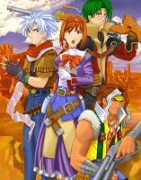 Wild Arms 3 by locke20
