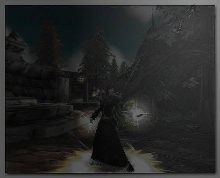 False Light of the Undead by LadyLexi