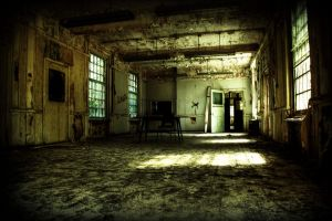 In the lunatics asylum by JackSivyer