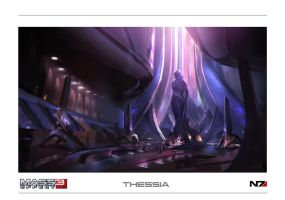 Thessia by kigents