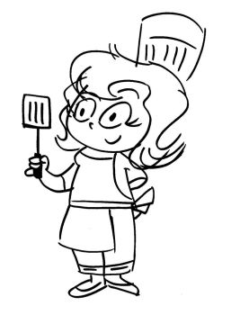 Chef by TOONFAN-01
