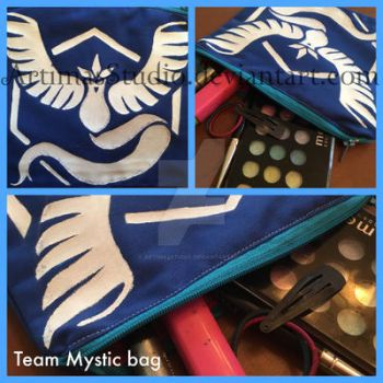 Team Mystic bag by ArtimasStudio