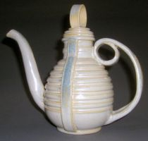 tall teapot #5 by cl2007