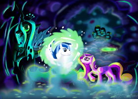 You Poor Unfortunate Foal by Zulema