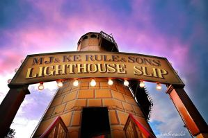 Lighthouse Slip by hotonpictures