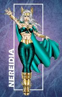 .:Nereidia:. by wansworld