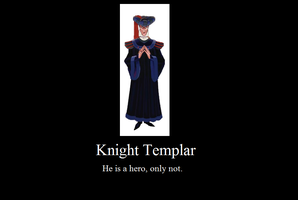 Knight Templar by JasonPictures