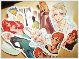 Stickers by Rosana127
