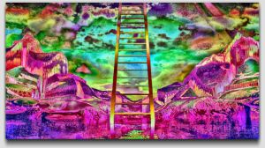 Ladder214 by dcamp
