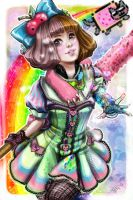 KYARY PAMYU by polychromatic-TEN