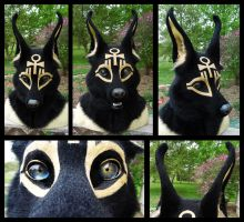 Ankh Head by KandorinCreations