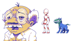 More sprites for my game by Pokekoks