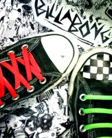 converse, all star by Lena-GoodForNothing