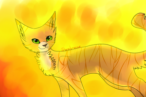 1- Firestar by dusk-fall