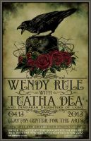 Wendy Rule with Tuatha Dea by BANE-OF-MY-EXISTENCE