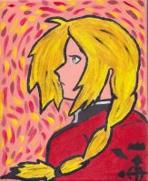 Edward Elric by Gothic-excel