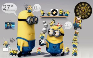 Despicable Me V2  by dco23