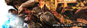 Gears of war signature 4 by IReckLess