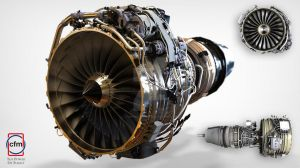 CFM Engine by Togman-Studio