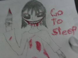 jeff the killer by snowflake20006