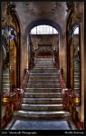 Marble Stairway by Mordredh