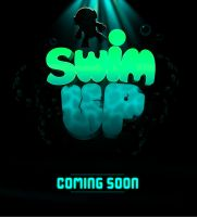 Swim Up (Video Game Logo) by Facu-Moreno