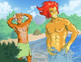 Thundercats Are Lose by Juny