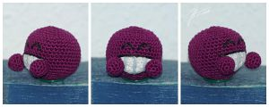 The Crocheted: :giggle: by janey-in-a-bottle