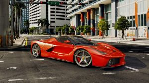 2013 LaFerrari by melkorius
