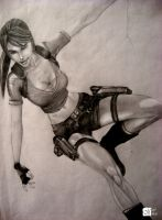 Tomb Raider by MMousse